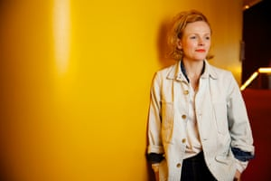 Actor Maxine Peake photographed by Christopher Thomond at the Lowry Theatre in Salford