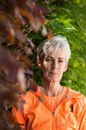 """Judy Murray, tennis coach and mother of Andy Murray, photographed by David Levene for <a href=""""http://www.theguardian.com/sport/2014/jun/16/judy-murray-andy-wimbledon-champion"""">Sport</a> in April"""