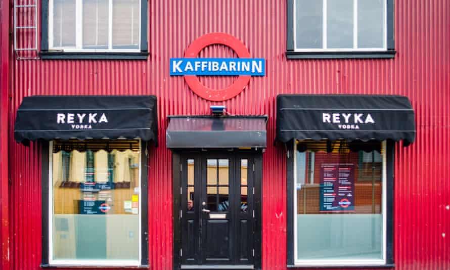 Kaffibarinn, Reykjavik