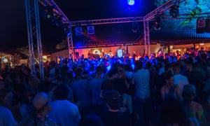Barbarellas Discoteque, Tisno, Croatia