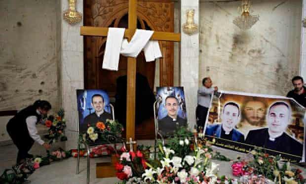 Iraqi priests