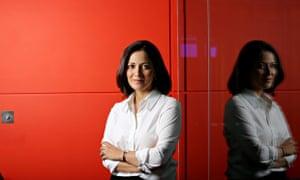 Mishal husain of the bbc
