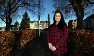 """""""Three months later, I'd stopped the bulimia. They'd taught me to cope, how to structure what I eat, deal with stress, how to breathe if you panic. I was reserved and I never went out. Now I go out a lot, I'm in the sixth form and I've got a job. Jessica Bonnici is was one the people supported by the charity Mind, who are part of this year's Guardian and Observer Christmas appeal."""