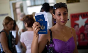 cuba immigration to US