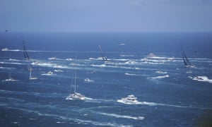 Sydney to Hobart Comanche Wild Oats