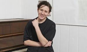 Mica Levi, soundtrack composer and indie band singer.