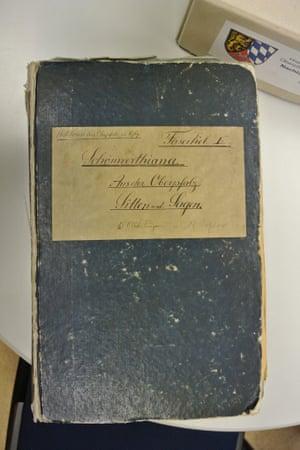 Schönwerth archive
