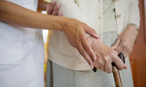 Old people are living longer – but perhaps the quality of life is not as good as it should be.