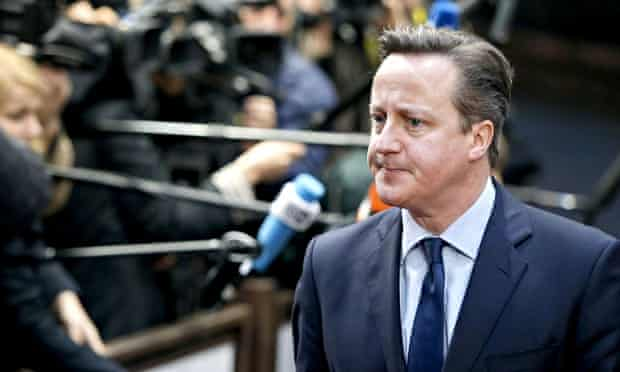 David Cameron has promised to call an in/out referendum before the end of 2017 if he wins the next e