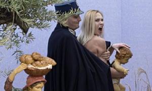 Yana Zhdanova Femen