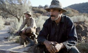 Daniel Day-Lewis in There Will Be Blood.
