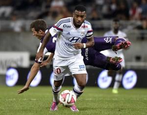 Alexandre Lacazette (Olympique Lyonnaise)