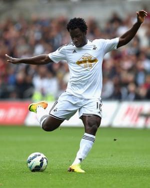 Wilfried Bony (Swansea)
