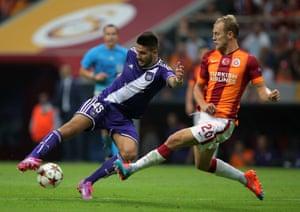 Aleksandar Mitrovic (Anderlecht)
