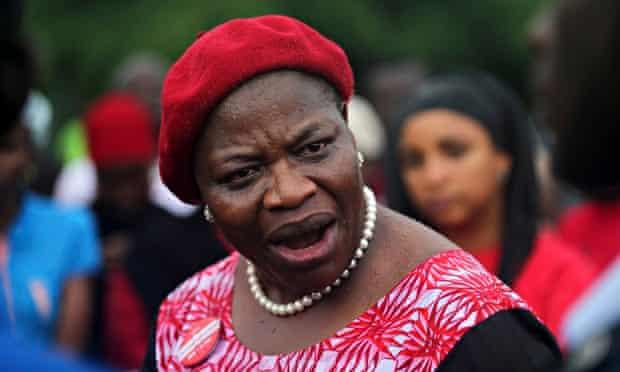 Bring Back Our Girls co-founder Obiageli Ezekwesili