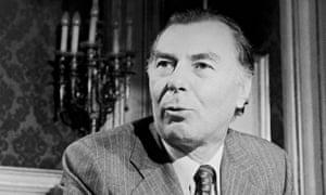 Leo Tindemans in 1977.