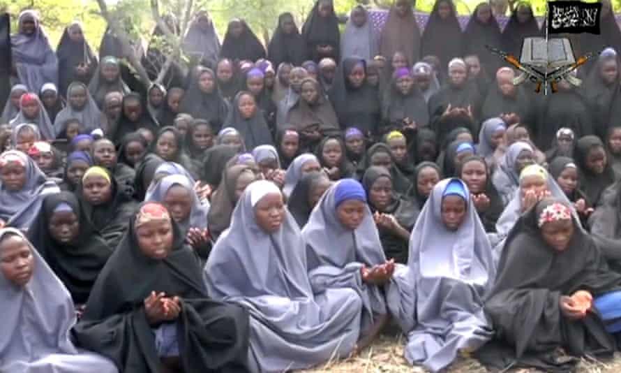 Boko Haram release new video of kidnapped schoolgirls