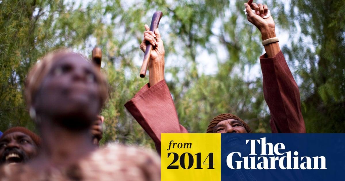 Spiritual leader of the 'black Hebrews' movement dies at 75 in