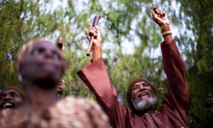 Ben Ammi Ben-Israel maintained that some black Americans were descendants of the biblical tribe of Judah.