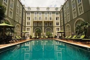 The Bourbon Orleann Hotel