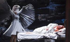 Strauss's Die Frau Ohne Schatten at the Royal Opera House in 2014.