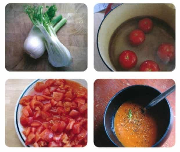 Rosemary Shrager's winter warming soup
