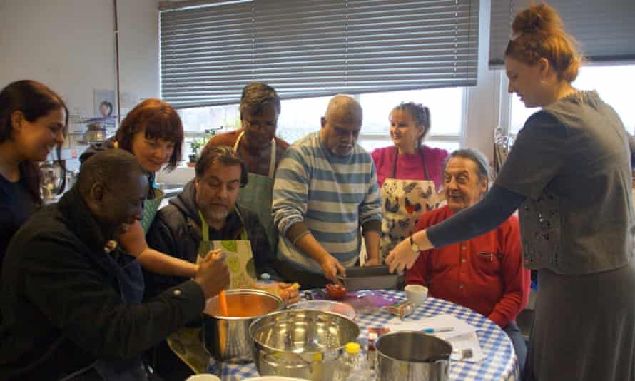 CoolTan Arts cookery club