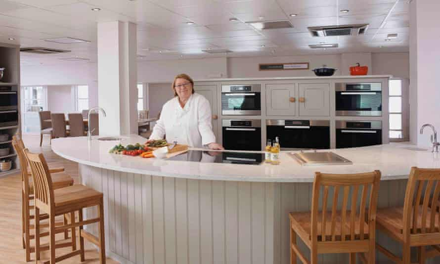 Rosemary Shrager, TV chef