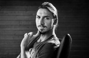 Zlatan Ibrahimovic, Paris. 3/10/14.