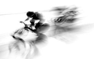 Womens 10k scratch race, Commonwealth Games, Sir Chris Hoy velodrome, Glasgow. 26/7/14.