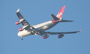 Las Vegas-bound Virgin Atlantic flight VS43 makes emergency