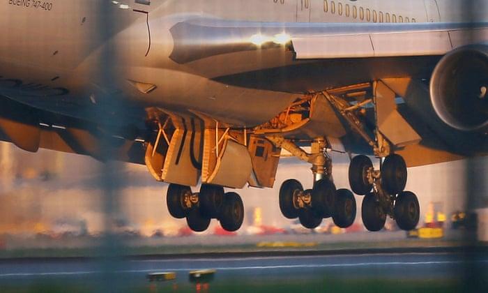 Virgin Atlantic pilot lands 447 passengers safely in Gatwick