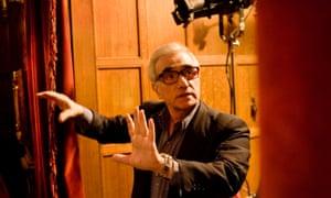 Martin Scorsese, directing (traffic)
