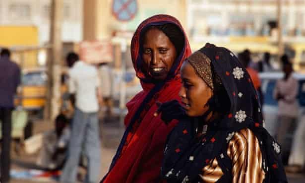 women sudan