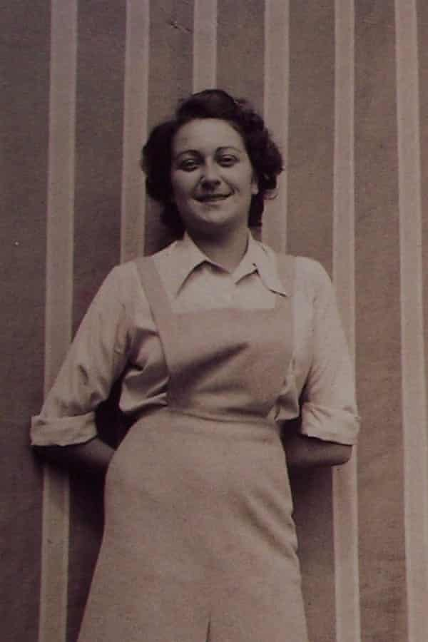 Architect Lina Bo Bardi pictured in 1938. Her centenary is being celebrated this year