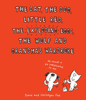 The Cat, The Dog... by Diane and Christyan Fox