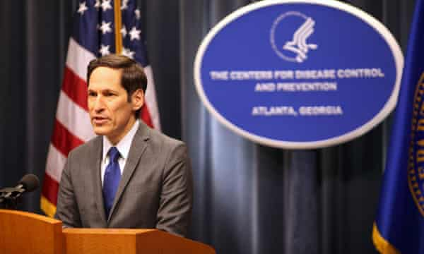 Tom Frieden, director of the Centers for Disease Control and Prevention, said the Atlanta security lapse was a wakeup call.
