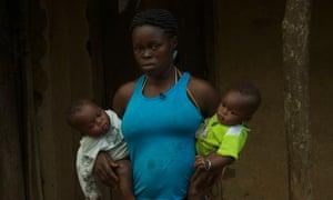 Street Child in Sierra Leone