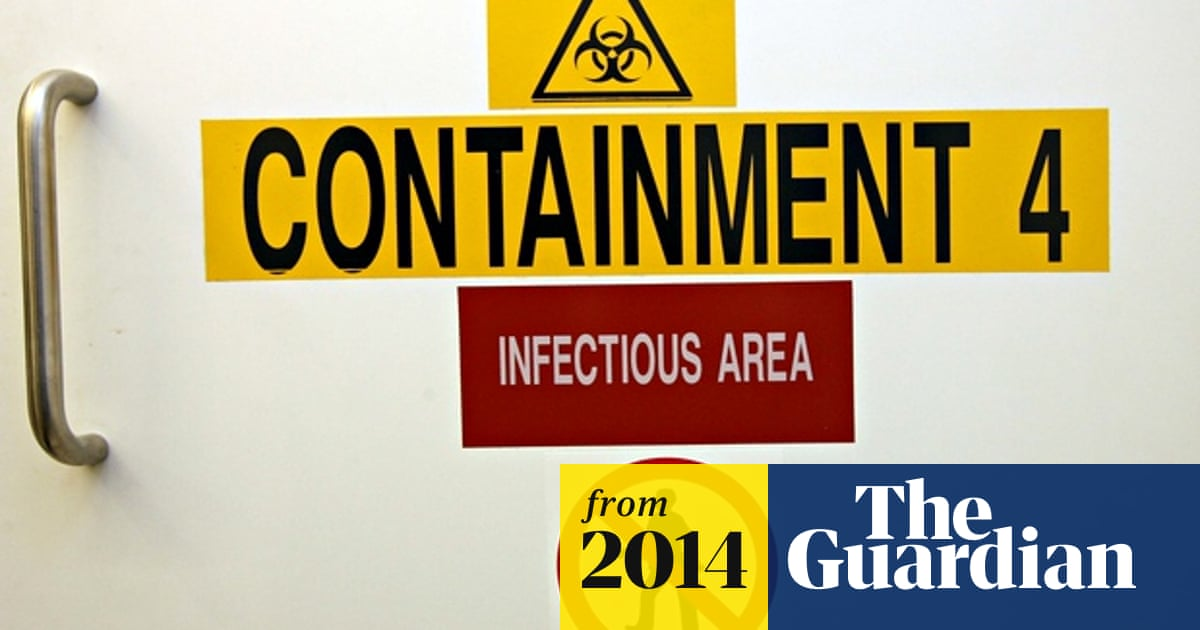 Revealed: 100 safety breaches at UK labs handling