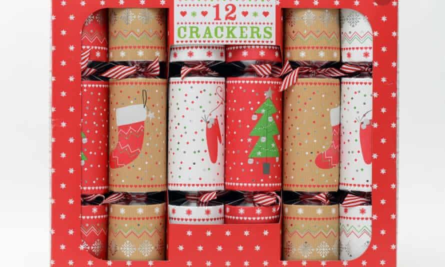 Mark & Spencer crackers