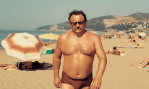 Southern Comfort 'Whatever's Comfortable' ad