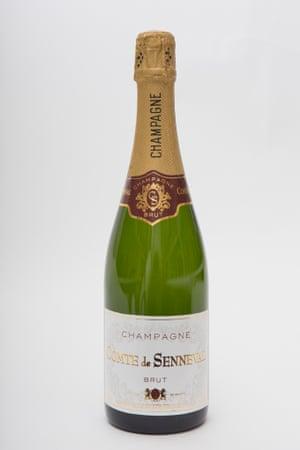 Lidl Comte de Senneval champagne.