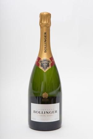 Bollinger Sepcial Cuvée Champagne