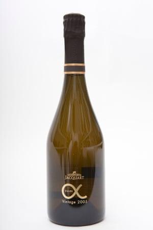 Jacquart Cuvée Alpha Champagne
