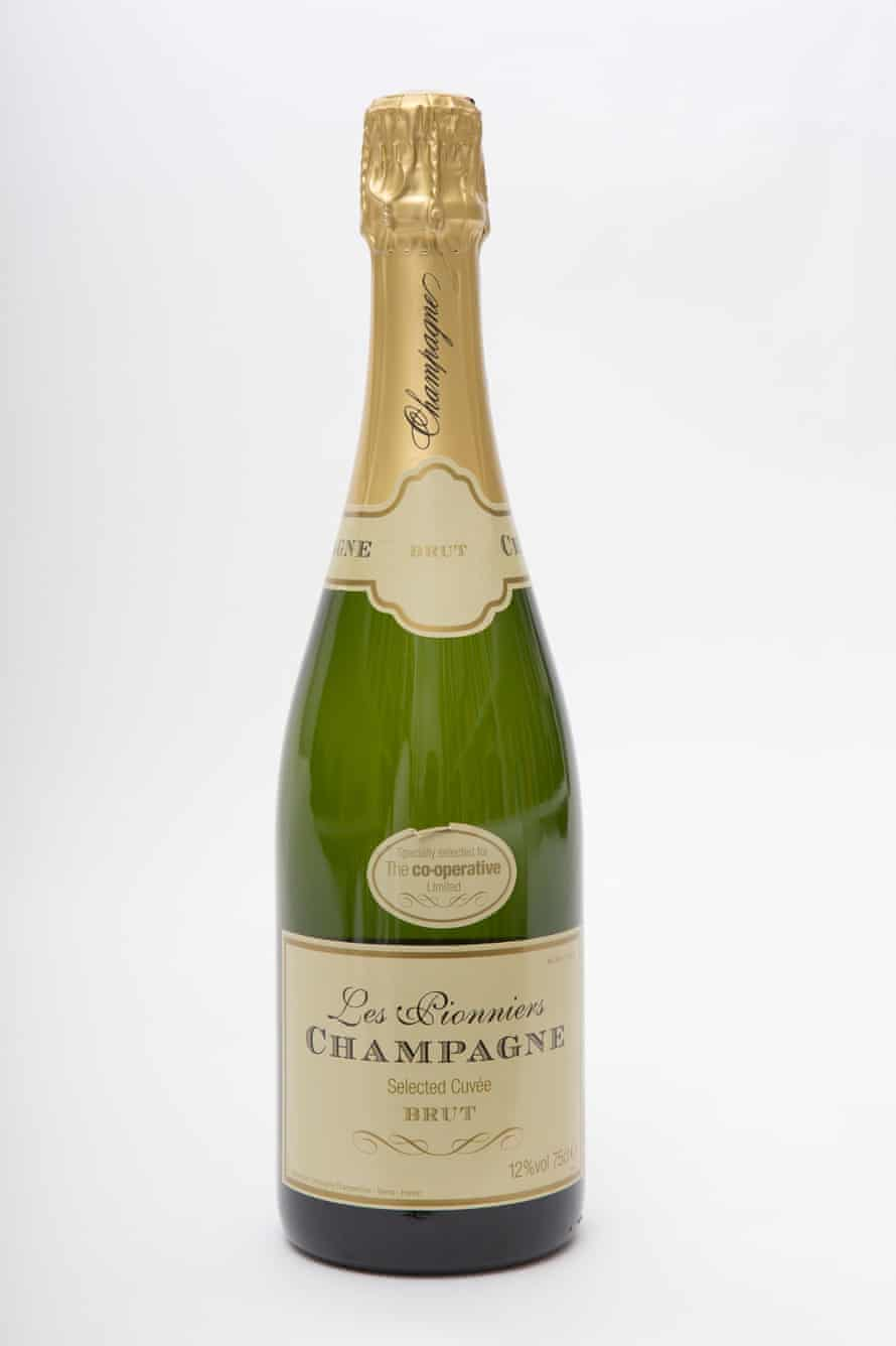 The Co-operative's Les Pionniers Champagne Brut