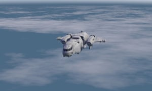 star citizen spaceship