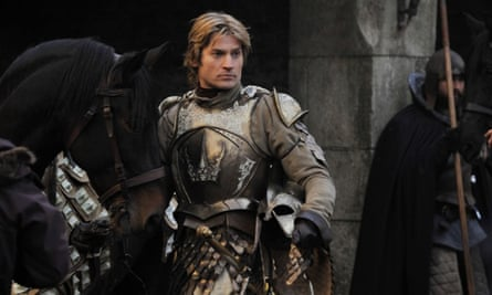 Full metal jacket: Jaime Lannister in full regalia