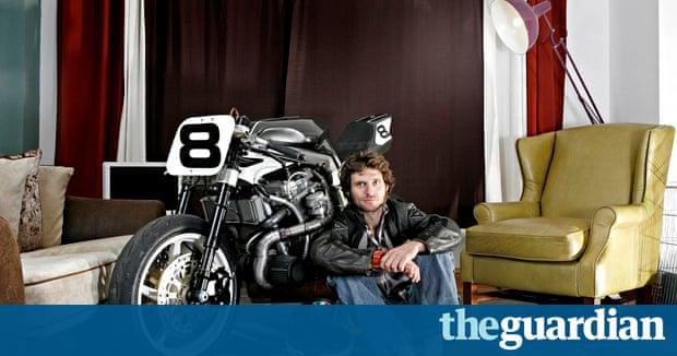 love racing    kill   bike racer guy martin technology  guardian
