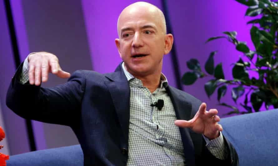 Amazon chief executive Jeff Bezos' inbox will be bulging this Christmas.