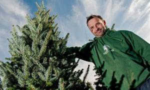 christmas tree grower